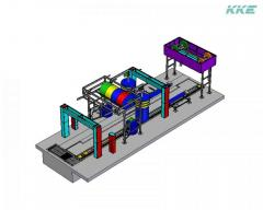 KKE Automatic Car Wash Systems - KKE Gamma 3 - 50