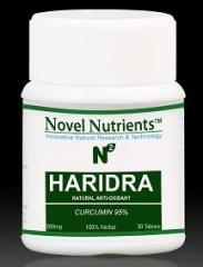 Curcumin ( Haridra ) 1000mg Tablets (Natural Antioxidant)