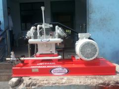 Basemounted Air compressor
