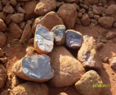 Iron Ore, Coal