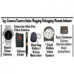 Spy Pen /Button /Wrist Watch/ Cap/ Tie Camera