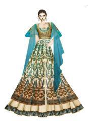 Simorra Fashionista India - Wedding dress