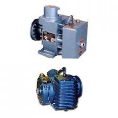 Rotary Vane Dry Type Vacuum Pumps