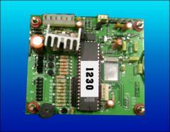 Weighing PCB >> PCB Type 1230