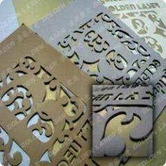 Laser Paperboard Hollowing