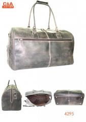 Leather Travel Bag 4295