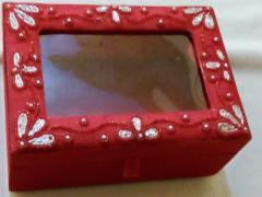 Window Dry fruits Box