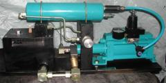 Compressed Air Operated Hydraulic Power Pack