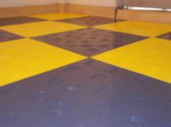 Rubber Mats Play School