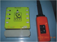 Remote pendants / Wireless pendants for cranes