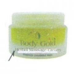 Aromatherapy Herbal Massage Cream