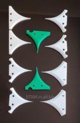 PTFE/ TEFLON DAM STOPPER,TEFLON DAM.solventless