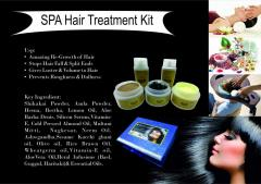 SPA Hair Treatment Kit