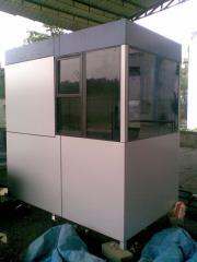 ACP Panels Cabins