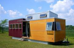 Well Furnished Prefab Houses