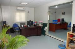 G.M. Room with Personal Meeting Area Arrangement
