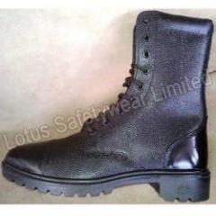 Army Boots With PU Sole
