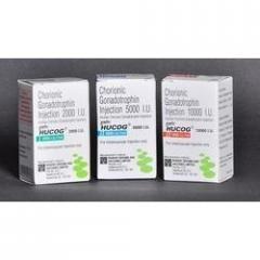 Hucog. Hormones & Biotechnology Drugs