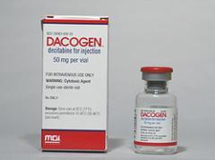 Dacogen 50MJ Injection