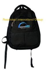Laptop backpack Bags with company logo