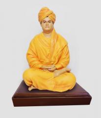 Life Like Swami Vivekananda statue