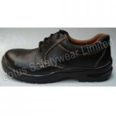 Safety Shoe With PU Sole Steel Toe