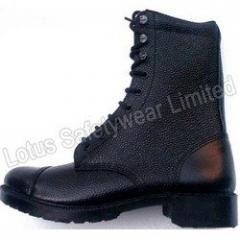 10 Eyelet Security Boot
