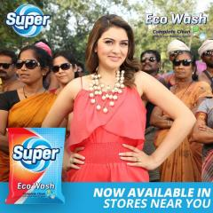 Super Eco wash washing Powder