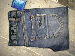 Polo Fit Denims