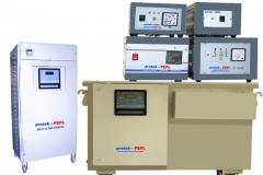 Servo Voltage Stabilizers (Single & Three