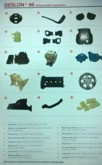 Automobile parts, spares and accessories.