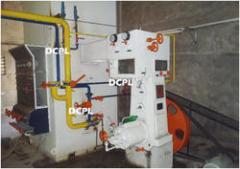 Liquid Oxygen Plant