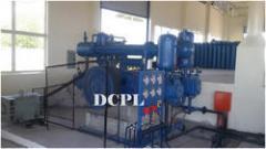 Piston Type Air Compressor