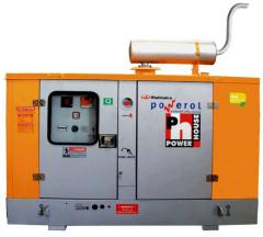 MAHINDRA POWEROL GENERATORS