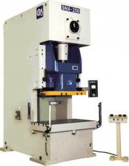 SEW-SNX Series C Frame Cross Shaft Power Presses