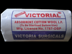 MEDICATED SURGICAL ABSORBENT COTTON