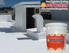 Energy Saving Roof Paint