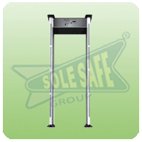 Multi Zone Door Frame Metal Detector - SE-11