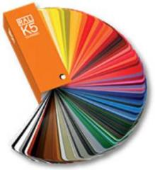RAL Shade Cards / Color Cards