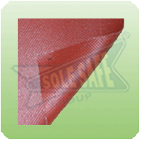 Silicone Rubber Laminated Fiber Glass Fabric