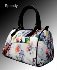 Imported Canvas Handbags