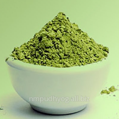 Natural black henna powder
