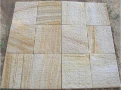 Teakwood Rockface sandstone