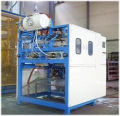 Thermocol Glass Making Machine