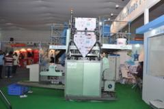 Half Paper Folding Machine