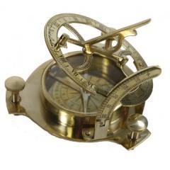 Sun Dial Compass