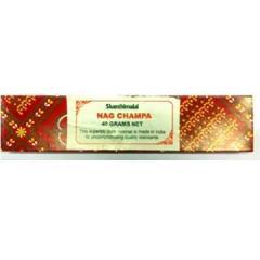 Shanthimalai Nag Champa Incense 40 grm