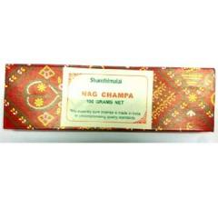 Shanthimalai Nag Champa Incense 100 grm