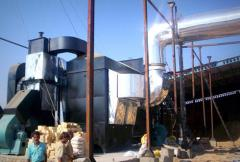 FO Fired Hot Air Generator