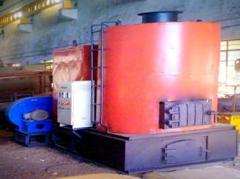 Wood Fired Hot Air Generator
